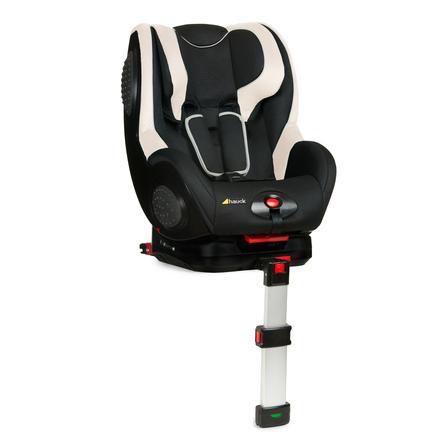 HAUCK Seggiolino auto Guardfix Black/Beige, colore nero / beige