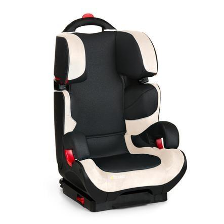 HAUCK Bodyguard Plus Isofix Connect Black/Beige