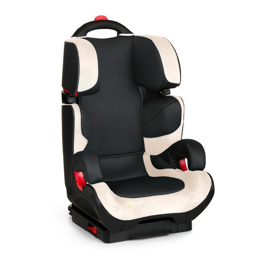 hauck Siège auto Bodyguard Plus Isofix Connect, black/beige