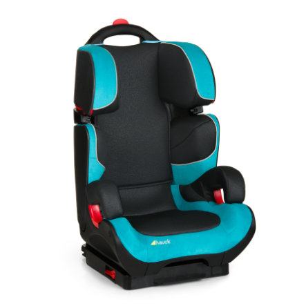 HAUCK Bodyguard Plus Isofix Connect 2015 Black/Aqua