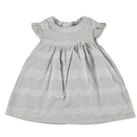 KANZ Girls Mini Kleid light grey