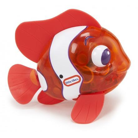 LITTLE TIKES Sparkle Bay Zářivá rybka oranžová