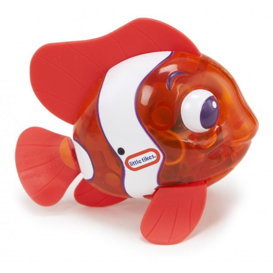 little tikes Sparkle Bay Rybka do kąpieli kolor pomarańczowy