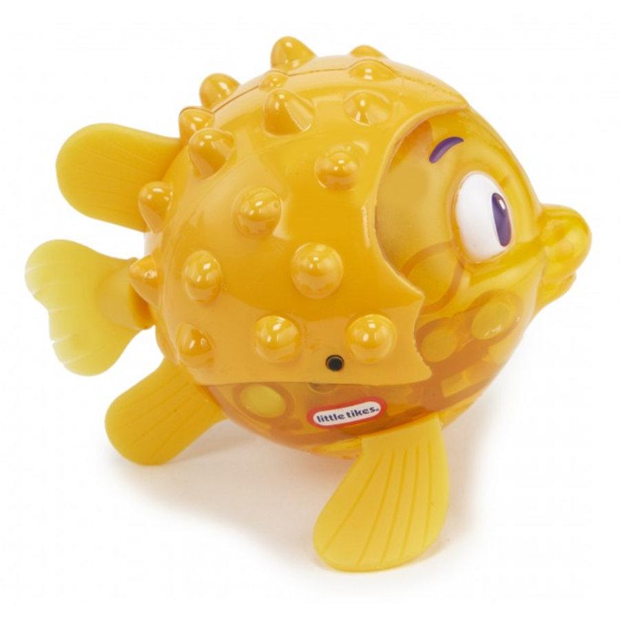 little tikes Sparkle Bay Funkelfisch gelb