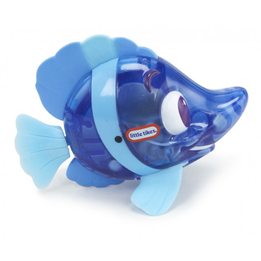 little tikes Sparkle Bay Funkelfisch blau