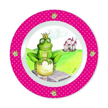P:OS Snídanová sada z porcelánu - Žabí král, 3-díly