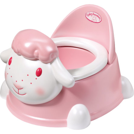 ZAPF CREATION Baby Annabell® Nocnik Potty Time