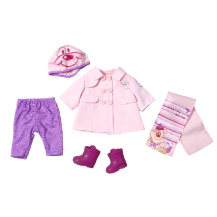 ZAPF CREATION BABY born - Deluxe, oblečení pro panenku