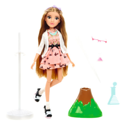 ZAPF CREATION Project Mc² Ariennen tulivuorenpurkaus