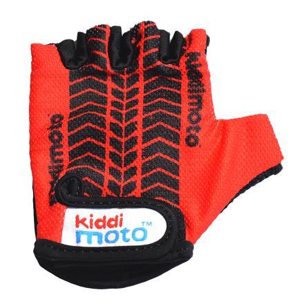 kiddimoto® Handschoenen Design Sport, Red Tyre/StreetFighter - M