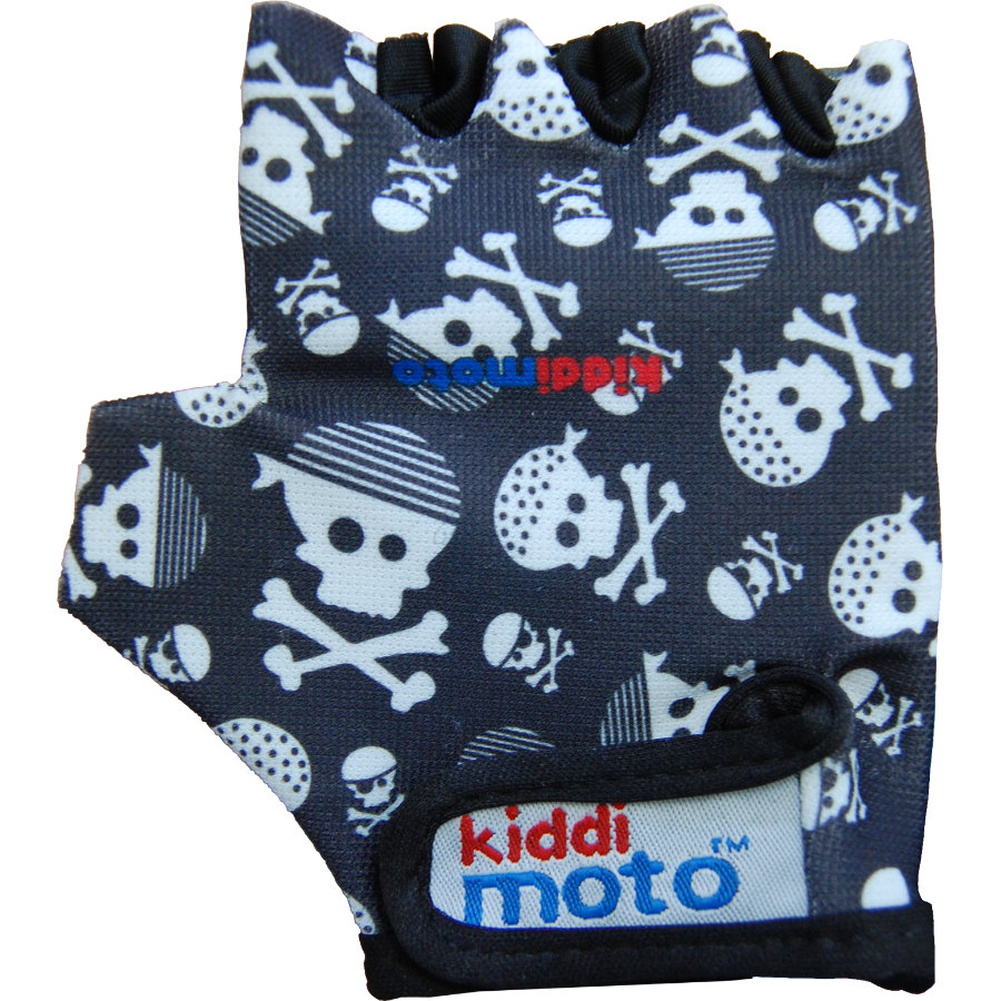 kiddimoto® Gants Design Sport, Pirate, T. M