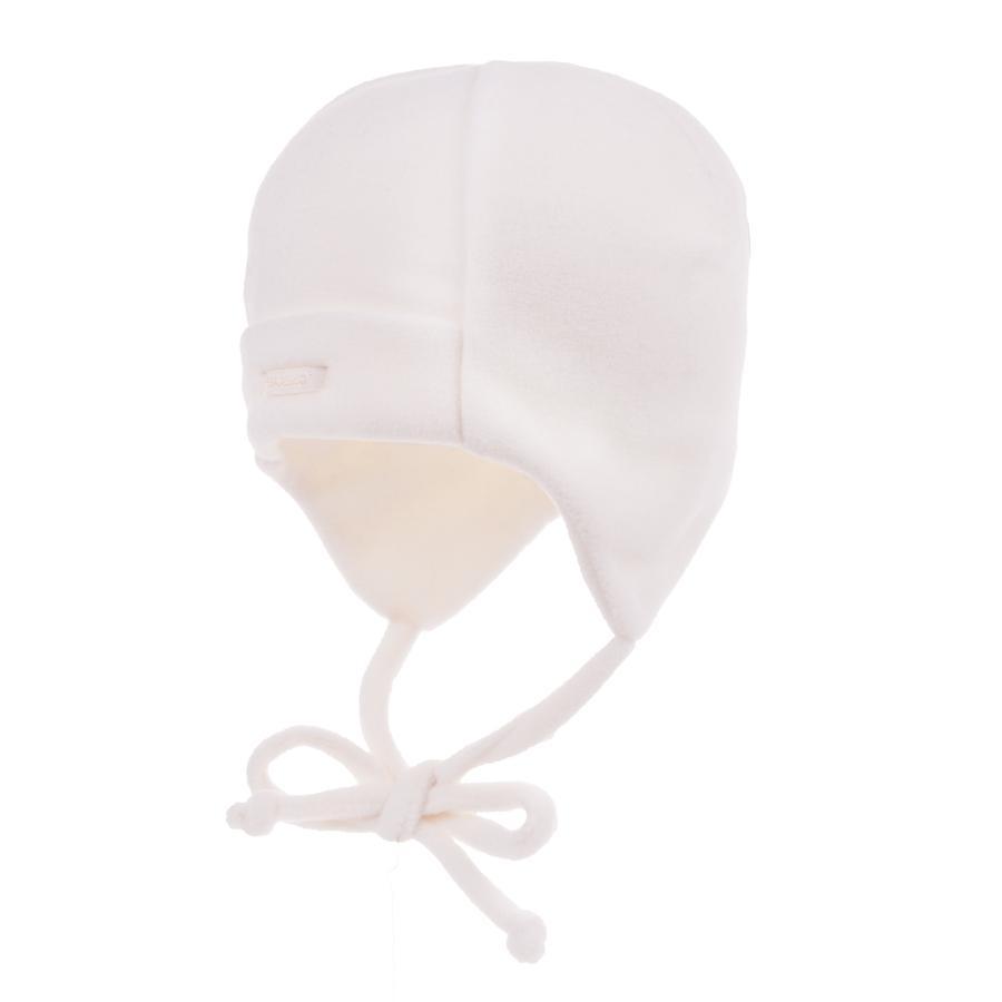 MAXIMO Baby Čepice Fleece bílá