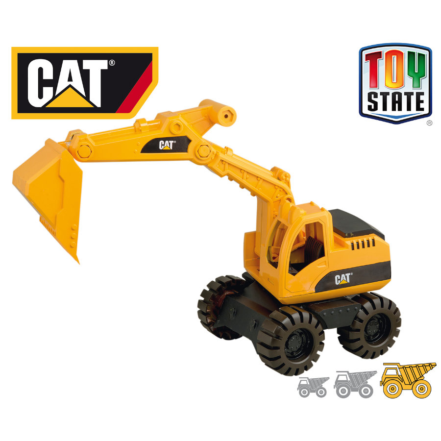 CAT Rugged Machines - Bagr