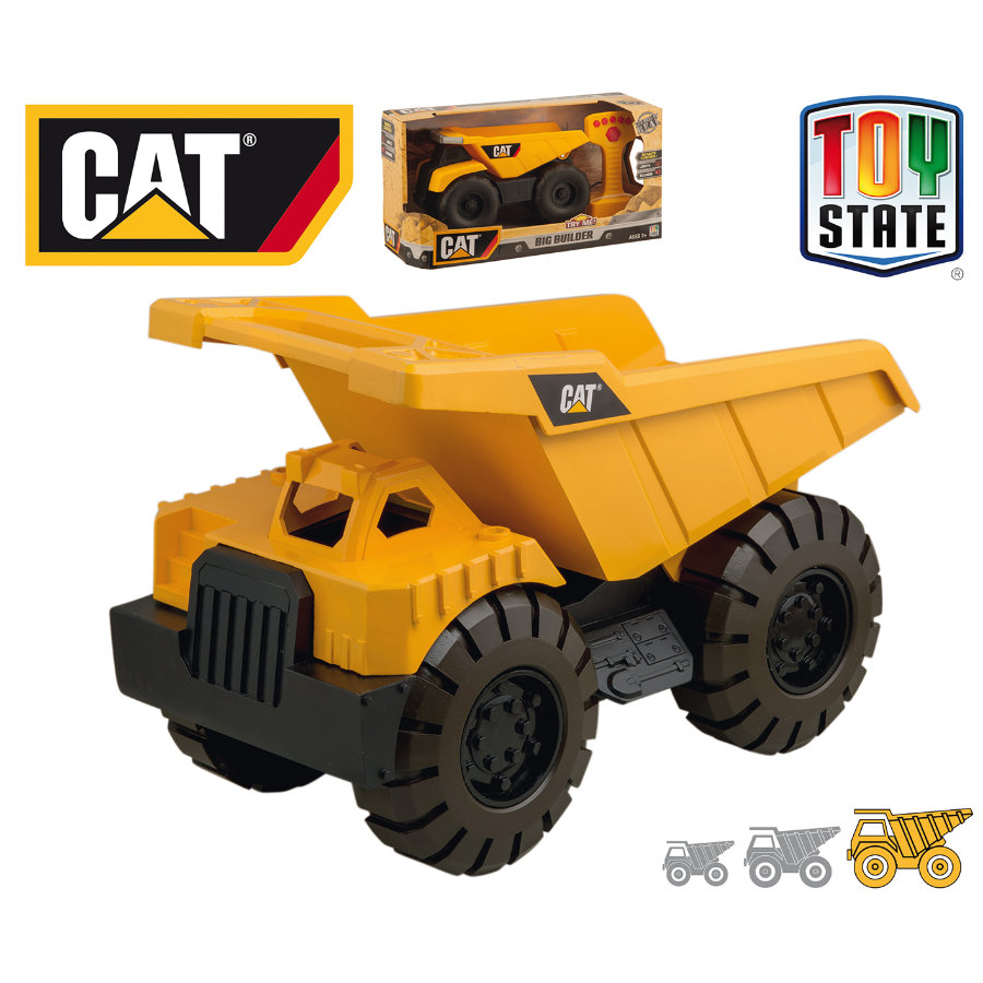 CAT Rugged Machines - Lastbil