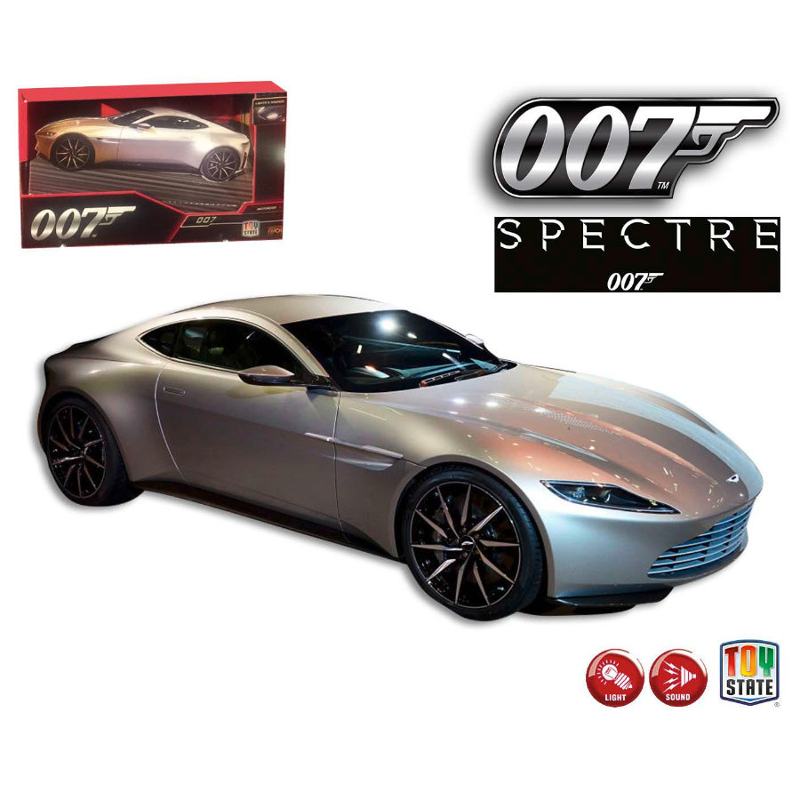 HAPPY PEOPLE 007 James Bond Aston Martin DB 10