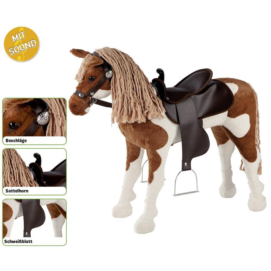 HAPPY PEOPLE Westernový kůň se zvuky