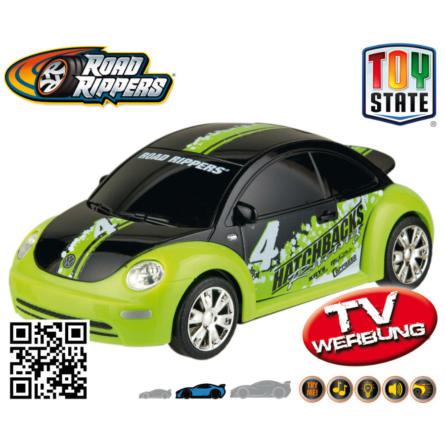 HAPPY PEOPLE Auto Road Rippers  - VW New Beetle