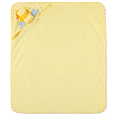 PINK OR BLUE Set da bagno 2 pezzi giallo