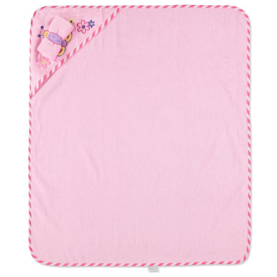 PINK OR BLUE  Juego de lavado 2 piezas rosa