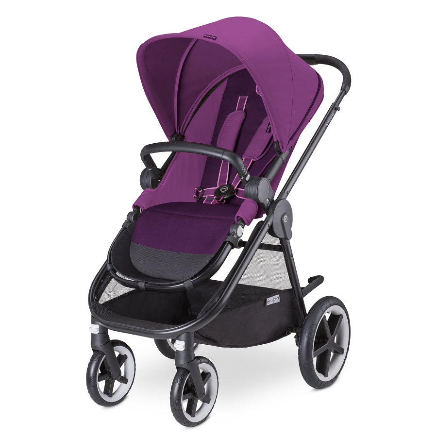 cybex GOLD Kinderwagen Balios M Grape Juice-purple