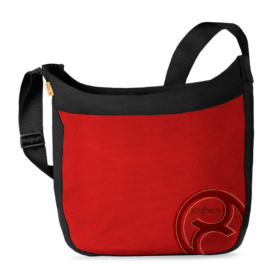 CYBEX GOLD Nappy Bag red-red