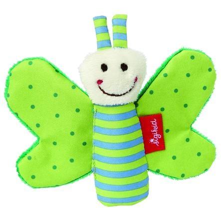SIGIKID Šustící motýlek, zelený