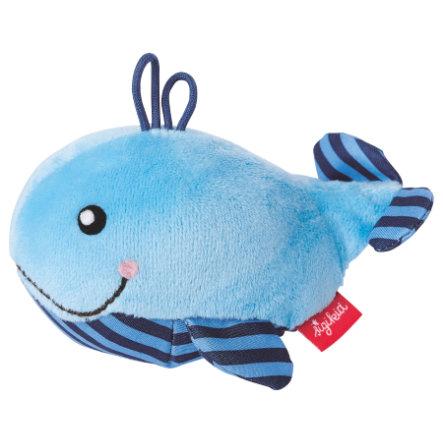 SIGIKID Chrastící velryba