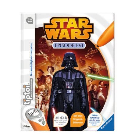 Ravensburger tiptoi® - Star Wars™ Episode I-VI