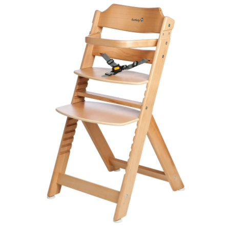 SAFETY 1ST Hochstuhl Timba Basic Natural Wood