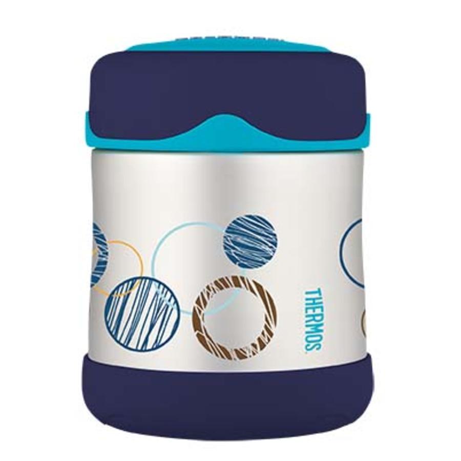 THERMOS® Speisegefäß Junior - Blue Circle 0,30 l