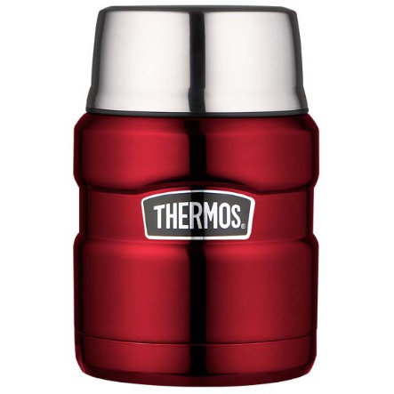 THERMOS® Speisegefäß Stainless King™ - Cranberry 0,47 l