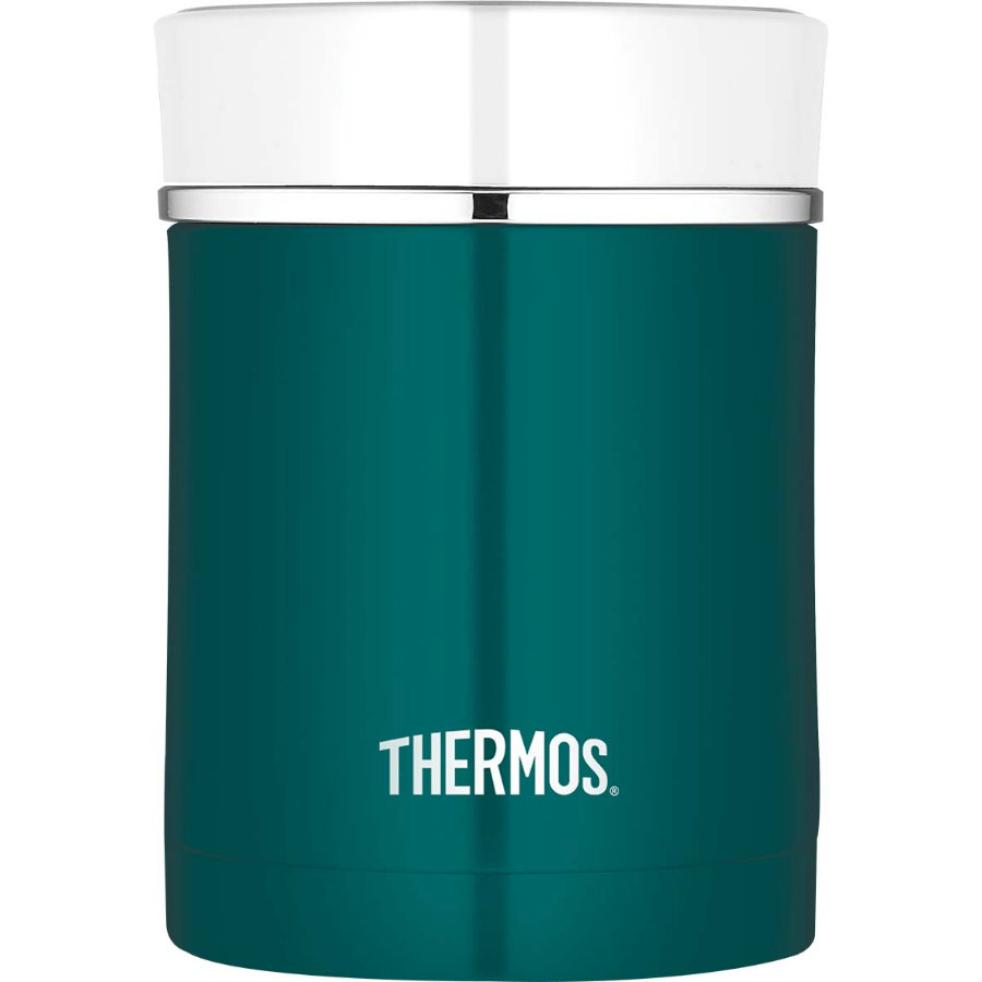 THERMOS® Matbehållare Sipp - teal/white 0,47 l
