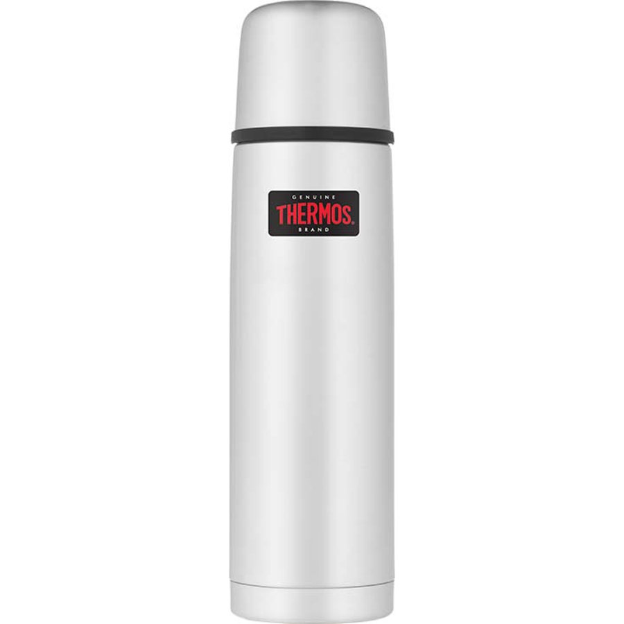 THERMOS® Thermosflasche Light & Compact - mattiert 0,75 l