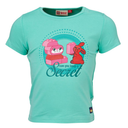 LEGO WEAR Duplo Girls T-shirt TINA 608, menthe