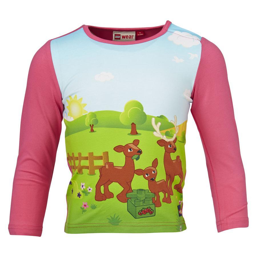 LEGO WEAR Duplo Girls Longsleeve TINA 606 pink