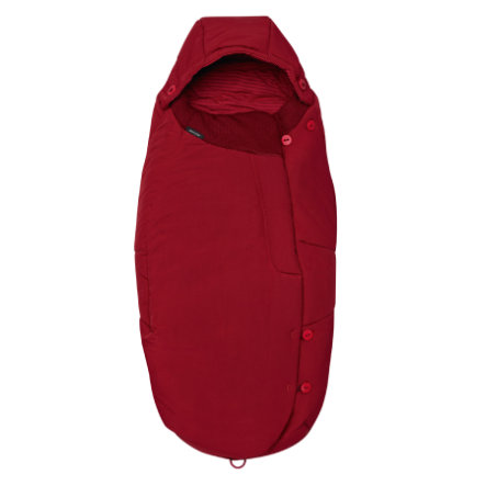 MAXI COSI General Fußsack Robin Red