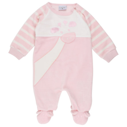 FIXONI Girls Baby Nicki Overall 1/1 Arm rosé
