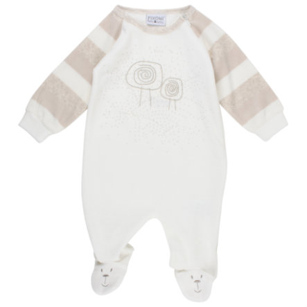 FIXONI Baby Nicki Overall 1/1 Arm off white