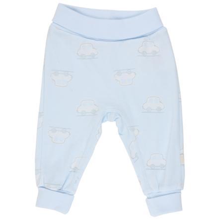 FIXONI Boys Pantalón de chándal para bebé AUTOS azul