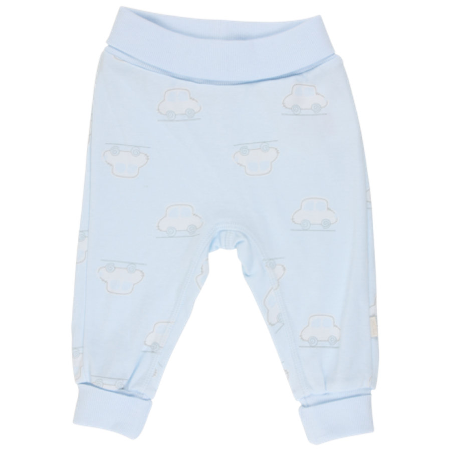 FIXONI Boys Baby Broek AUTOS blue