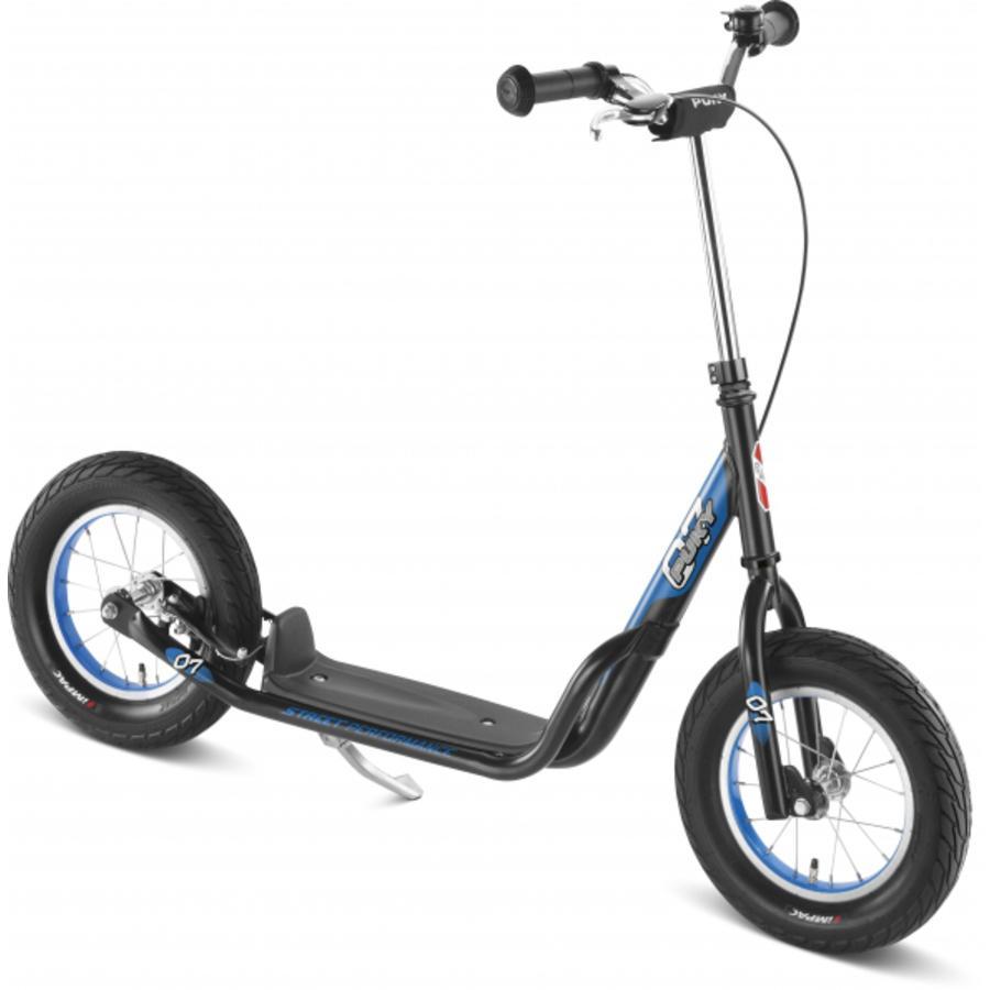 PUKY Sparkcykel R7L med ballonghjul, svart 5430