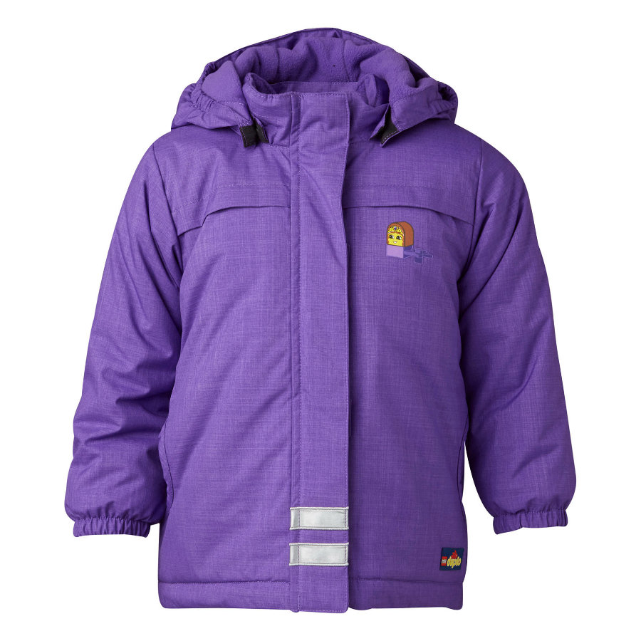 LEGO WEAR Duplo Girls Jacke JOAN 632 purple