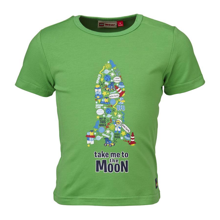 LEGO WEAR Duplo T-skjorter for jenter TOD 609 skoggrønn