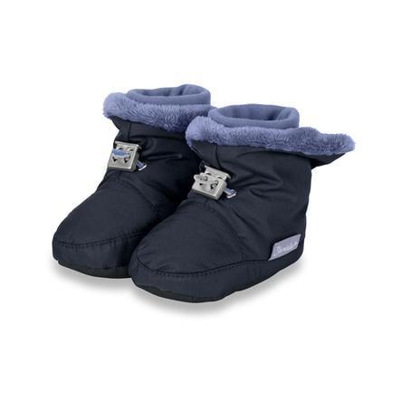 Sterntaler Boys Chaussures bleu clair/bleu marine