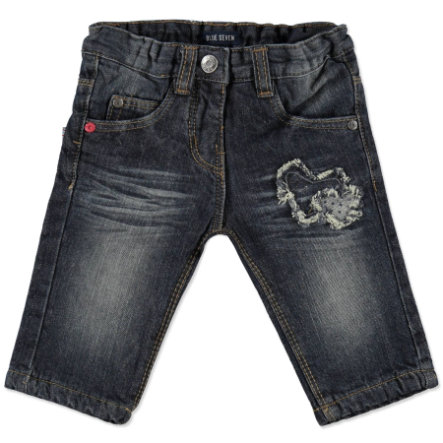 BLUE SEVEN Girl s Baby Mini Md Jeans met donkerblauwe voering in Md Baby Jeans