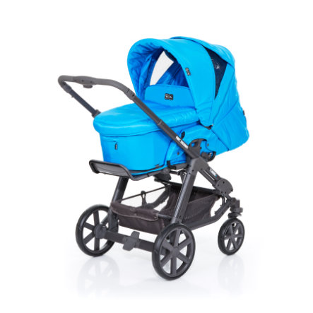 ABC DESIGN Combi Pram Turbo 4 Fashion including Carrycot water