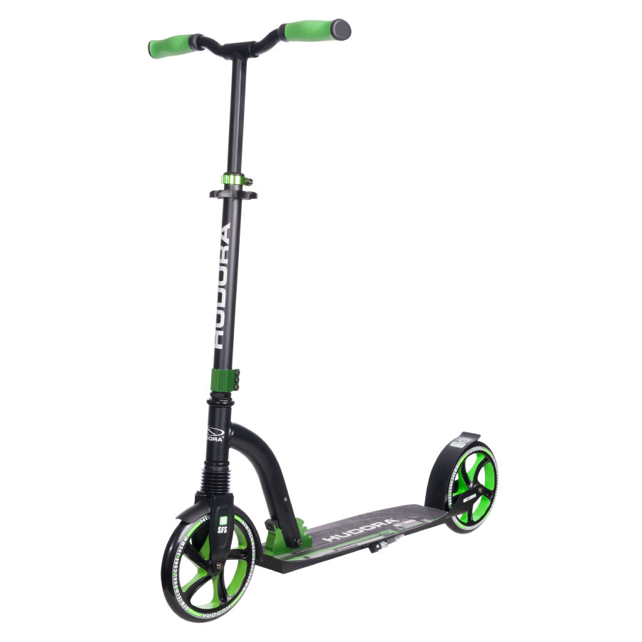 HUDORA Trottinette Big Wheel Flex 200, vert 14248