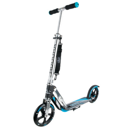 HUDORA Monopattino Big Wheel RX-Pro 205, nero/blu