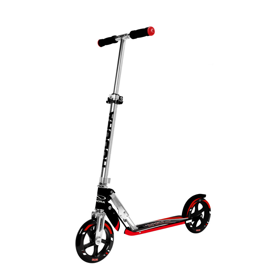 HUDORA Hulajnoga Big Wheel RX-Pro 205, red/black