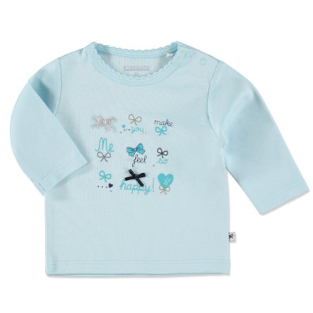 Staccato Girls Baby Longsleeve blue glow